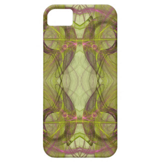 Green & Pink  iPhone 5 Case-Mate Barely There iPhone 5 Case