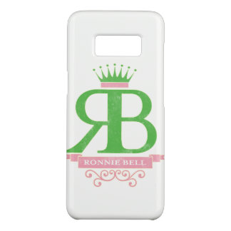 Green & Pink RnB Logo Phone/iPad/iPod Case