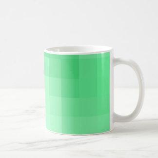 Green Pixel Mug
