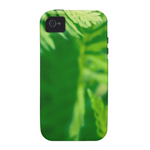 Green plant iPhone 4/4S cover