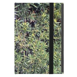 Green plant iPad mini covers