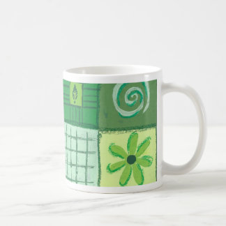 Green & Pleasant Coffee Mug