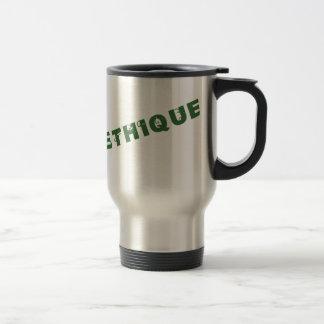 green poethic travel mug