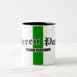 Green Pole Fulham Mug