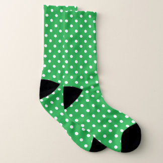 Green Polka Dot 1