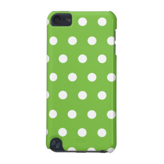 Green Polka Dot iPod Touch 5G Case