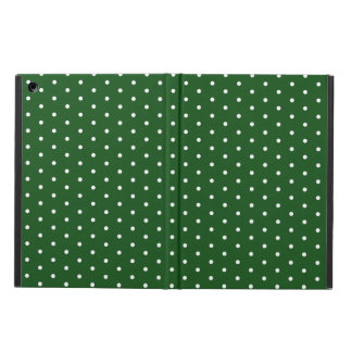 Green Polkadot iPad Air Cover