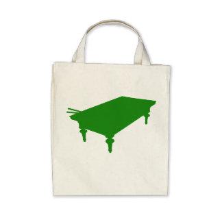 Green Pool Table Bag