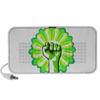 Green Power Travel Speaker