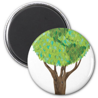 Green Products 6 Cm Round Magnet
