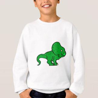 Green Protoceratops Sweatshirt