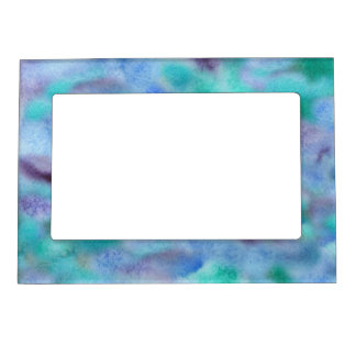 Green-purple magnetic frame