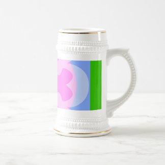 green purple periwinkle coffee mugs