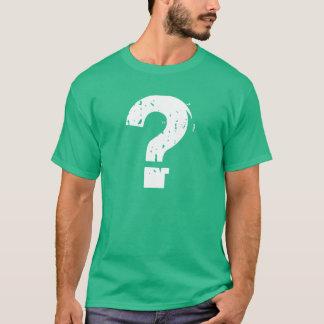 Green Question Mark Shirt