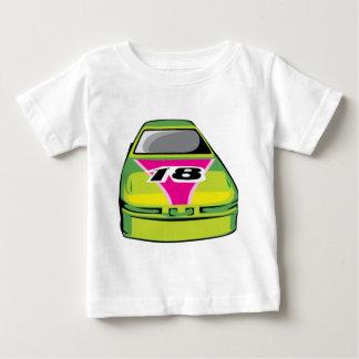 green race car baby T-Shirt