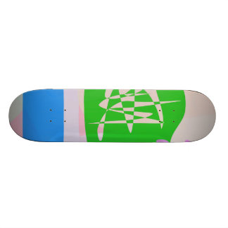 Green Radio Skateboards