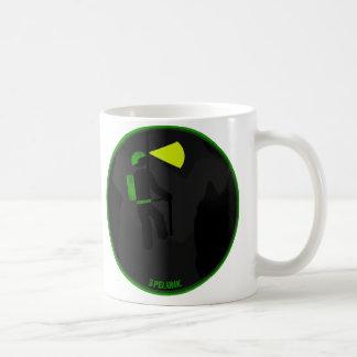GREEN Rapell Spelunk Classic White Coffee Mug