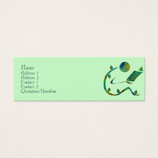 Green Reader Profile Cards