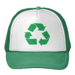 Green Recycle Cap