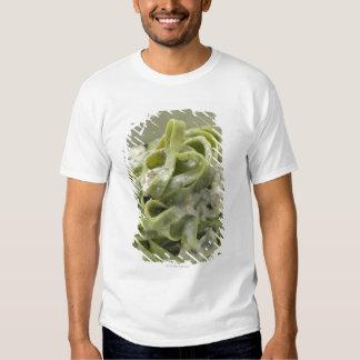 Green ribbon pasta with Gorgonzola sauce T-shirt