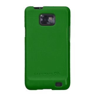 Green Samsung Galaxy SII Samsung Galaxy SII Case