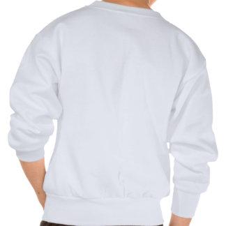 Green Scapular in Tagalog Pullover Sweatshirt