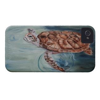 Green Sea Turtle BlackBerry Bold Case