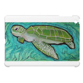 Green Sea Turtle iPad Mini Covers