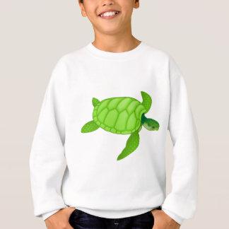 Green Sea Turtle Sweatshirt
