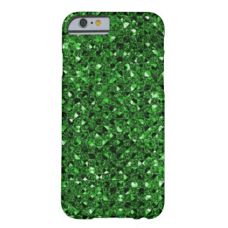 Green Sequin Effect Phone Cases Barely There iPhone 6 Case