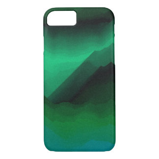 Green Shadows Phone case