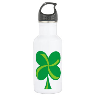 Green Shamrock 532 Ml Water Bottle