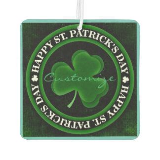 green Shamrock St Patrick's Day