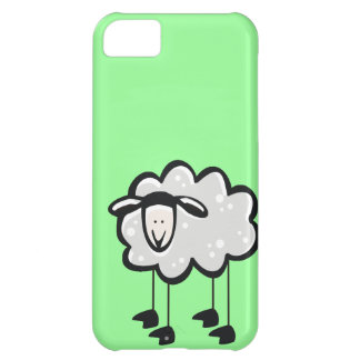 Green Sheep iPhone 5 Case
