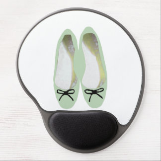 Green Shoes Gel Mouse Pad