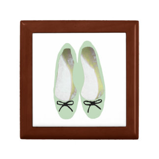 Green Shoes Gift Box