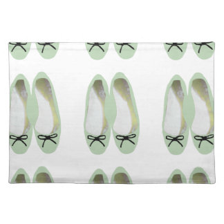 Green Shoes Placemat