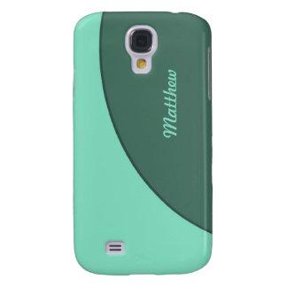 Green Simple Modern Galaxy S4 Case