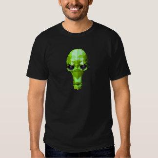 Green Skull Tees