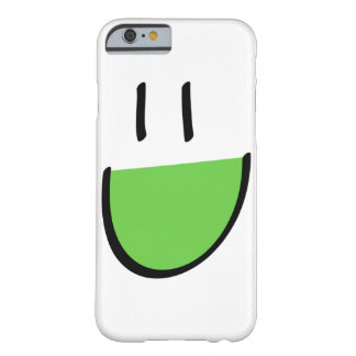 Green Smiley Face iPhone 6 Case
