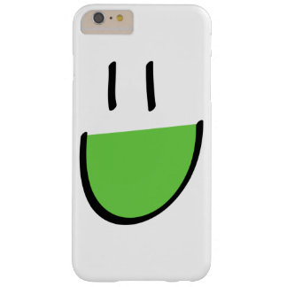 Green Smiley Face iPhone 6 Plus Case