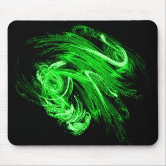 Green Smoke Mouse Mat