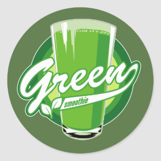 Green Smoothie stickers