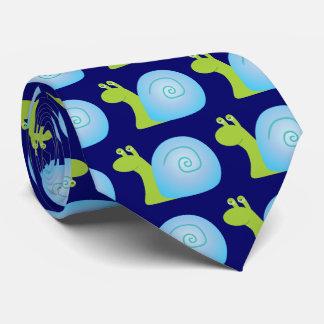 Green Snail Tie