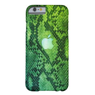 Green Snake skin style case