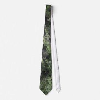Green Snake Tie