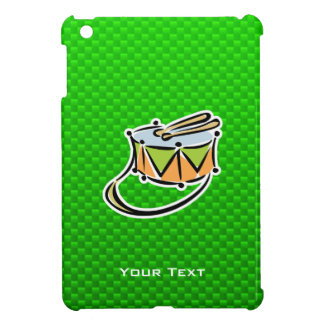 Green Snare Drum Case For The iPad Mini