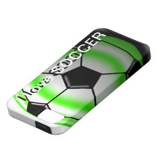 Green Soccer Ball Iphone 5 Case