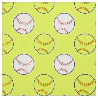 Green Softball Pattern