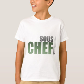 Green Sous Chef T-Shirt